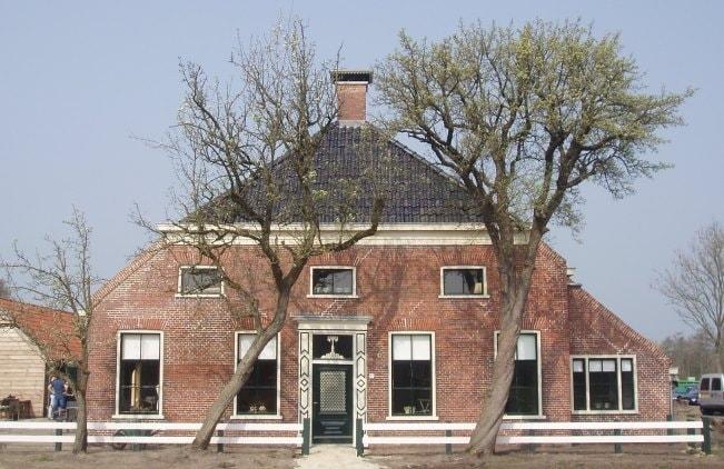 Bouw nieuw dorpshuis Tolbert