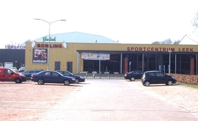 Nieuwbouw Sportcentrum Leek